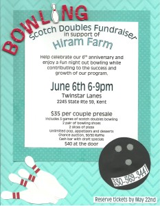 Please join us for a night full or fun and support our  program!